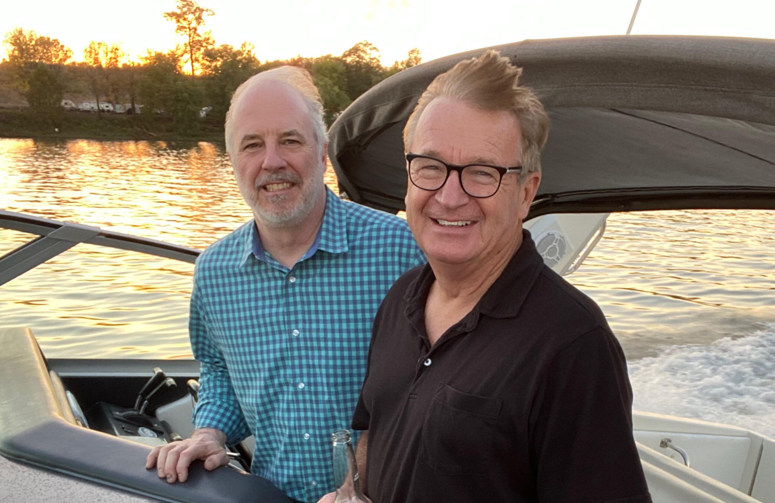 Mark & Rick